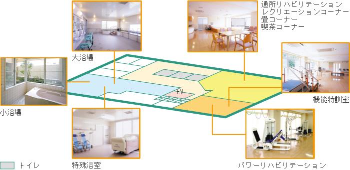 ひばり2階