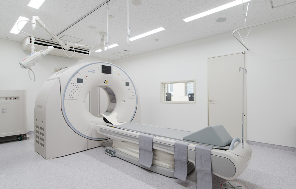 1階 CT室