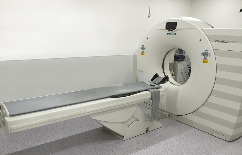 3階 CT室